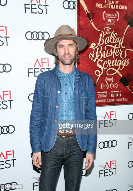 Willie Watson attends the The Ballad of Buster Scruggs AFI Gala on November 11 2018 in Hollywood California