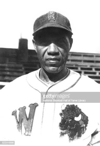 Willie Wells poses for a portrait Willie James Wells had a Negro League career spanning two decades playing for many teams including the St Louis...