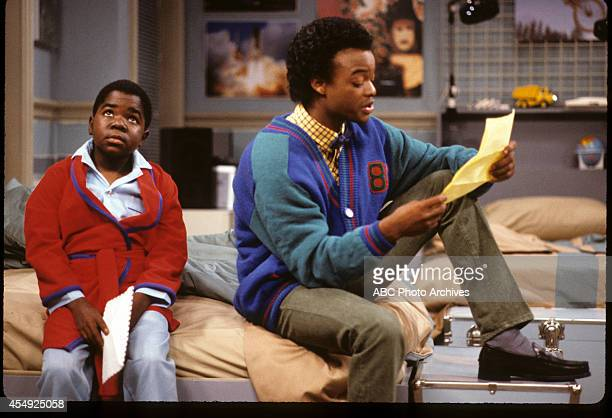 RENT STROKES 'Willis Goes to College' Airdate October 18 1985 GARY