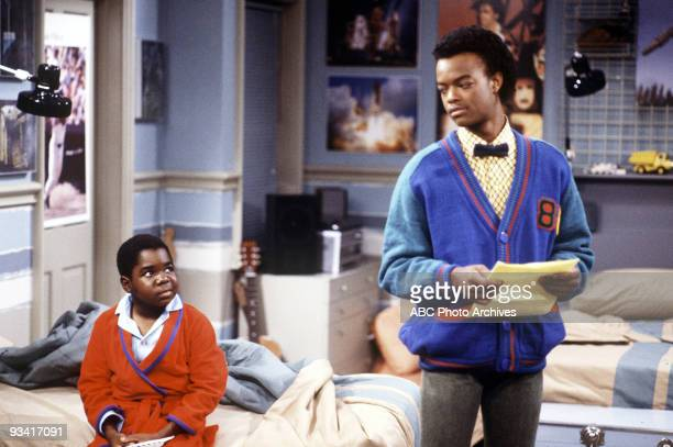 RENT STROKES WIllis Goes to College Season Eight 10/18/85 After a difficult week of college Willis comes home and fakes sickness so that he won't...