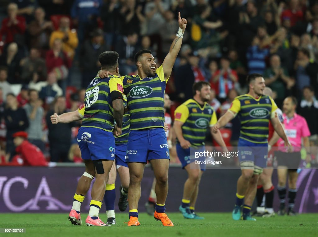 Cardiff Blues v Gloucester Rugby - European Rugby Challenge Cup Final