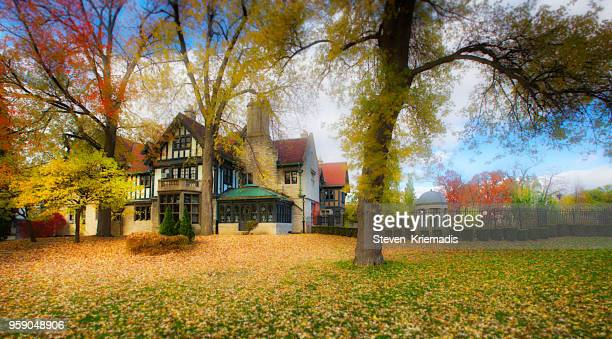 willistead manor - windsor, ontario - banquet hall stock pictures, royalty-free photos & images