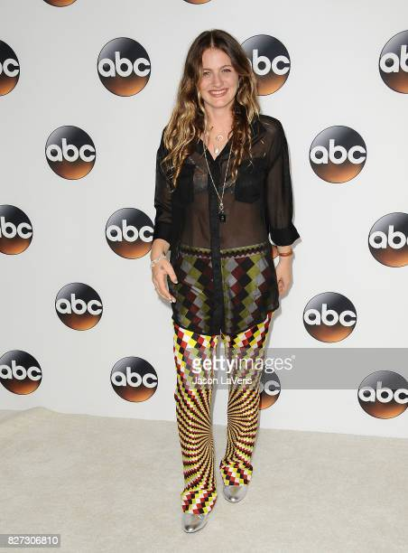 Willow Anwar attends the Disney ABC Television Group TCA summer press tour at The Beverly Hilton Hotel on August 6 2017 in Beverly Hills California