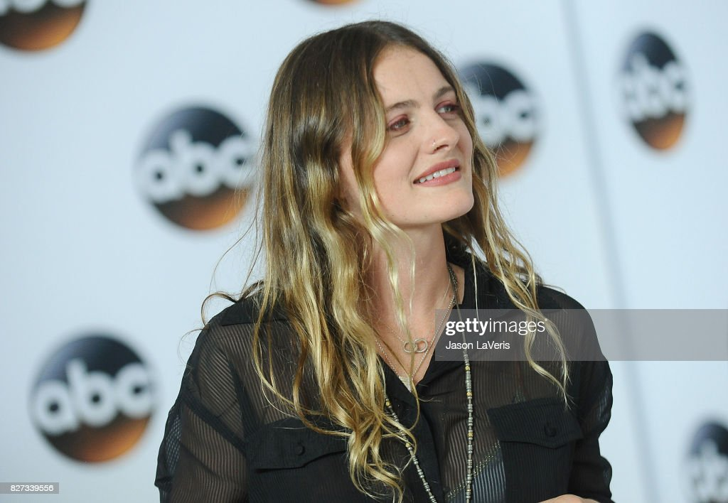 Willow Anwar attends the Disney ABC Television Group TCA