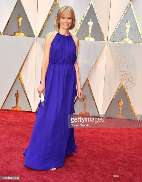 Willow Bay arrives at the 89th Annual Academy Awards at Hollywood Highland Center on February 26 2017 in Hollywood California