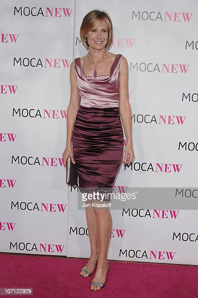 Willow Bay arrives at The MOCA New 30th Anniversary Gala at MOCA Grand Avenue on November 14 2009 in Los Angeles California