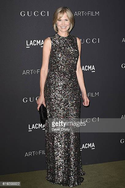 Willow Bay attends the 2016 LACMA ArtFilm Gala Arrivals at LACMA on October 29 2016 in Los Angeles California