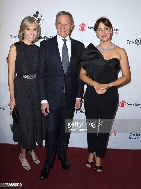 Willow Bay Bob Iger and Jennifer Garner arrives at the Save the Children's Centennial Celebration Once In A Lifetime Presented By The Walt Disney...