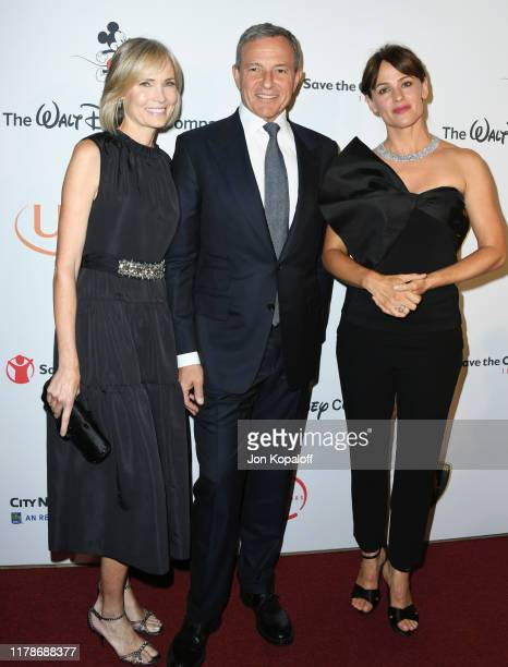 Willow Bay Bob Iger and Jennifer Garner attend Save the Children's Centennial Celebration Once In A Lifetime Presented By The Walt Disney Company at...