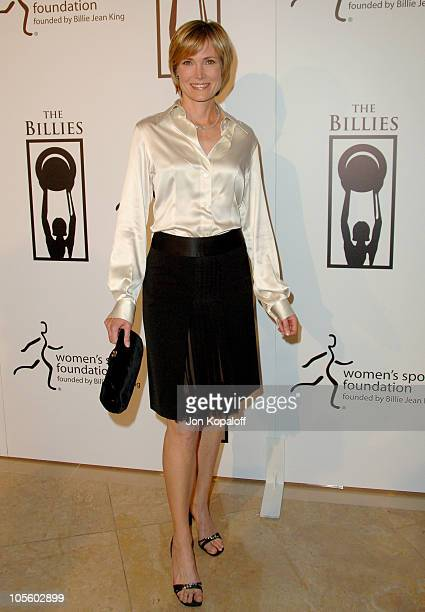 Willow Bay during 1st Annual The Billies Awards Arrivals at Beverly Hilton Hotel in Beverly Hills California United States