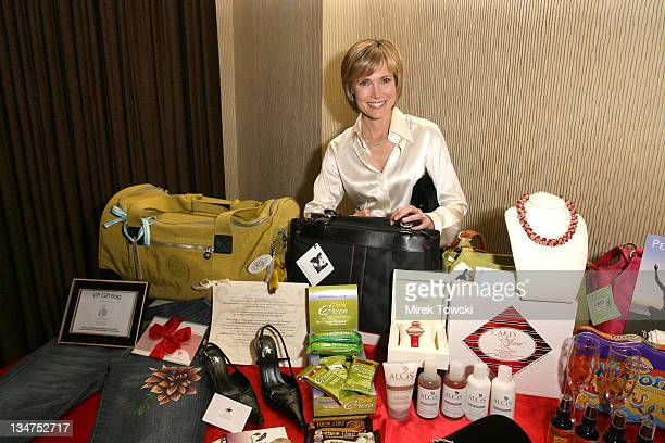 Willow Bay during 1st Annual The Billies Awards honoring women in sports featuring gift bags by Klein Creative Communications at Beverly Hilton Hotel...