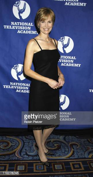 Willow Bay during Robert Iger Honored by The National Academy at The New York Marriott Marquis Hotel in New York City New York United States
