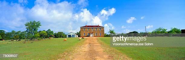 """Willow City School from 1904, Fredericksburg, Texas"""