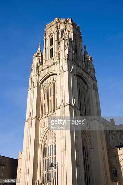 Wills Memorial Tower