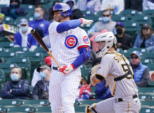 IL: Pittsburgh Pirates v Chicago Cubs