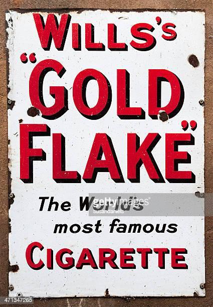 Wills's Gold Flake