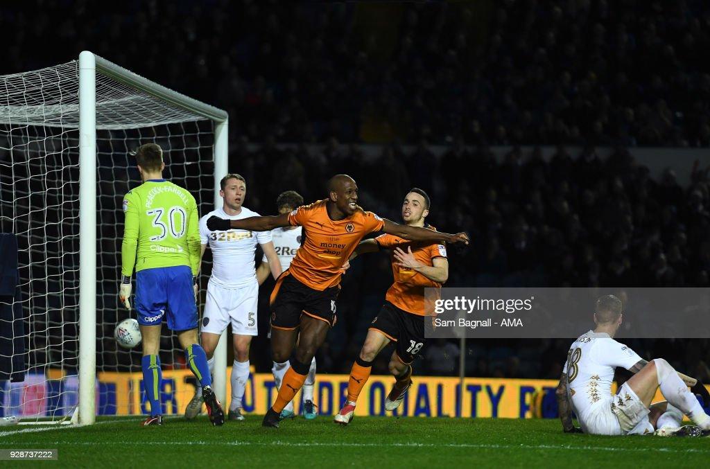 Leeds United v Wolverhampton Wanderers - Sky Bet Championship : News Photo