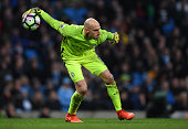 manchester england willy caballero manchester city