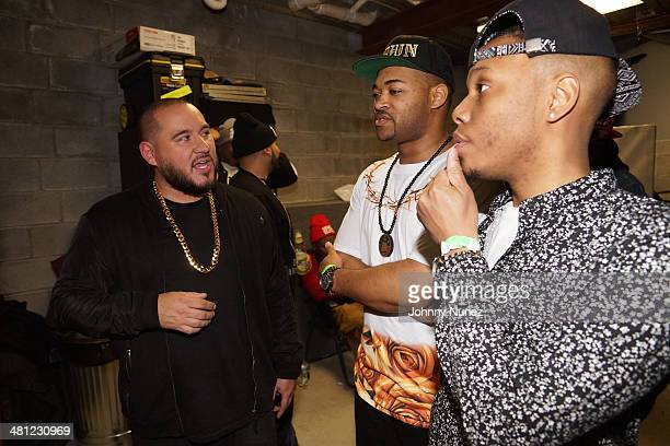 Willy Dope Gif The Great of ParCity and Bobby Trends attend Hip Hop Idols at The Paramount Hudson Valley on March 28 2014 in Peekskill New York