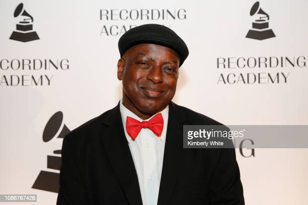 Willy Jordan attends the SF Chapter GRAMMY Nominee Celebration on January 22 2019 in San Francisco California