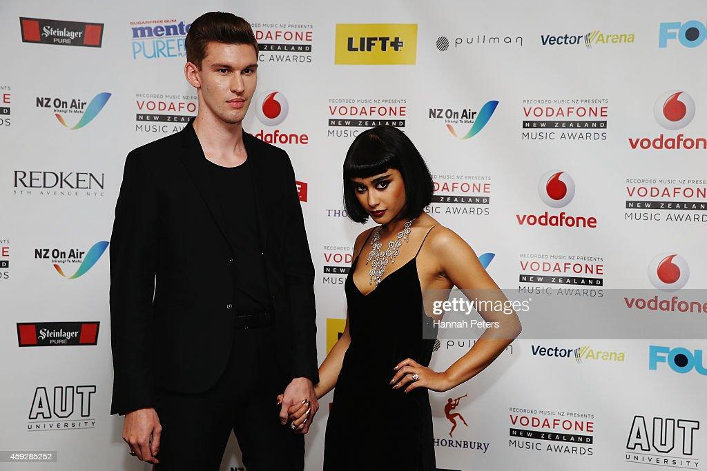 2014 New Zealand Music Awards : News Photo