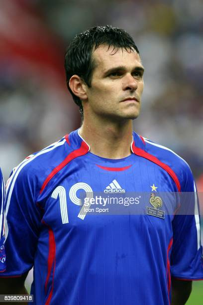 Willy SAGNOL France / Italie Eliminatoires Euro 2008