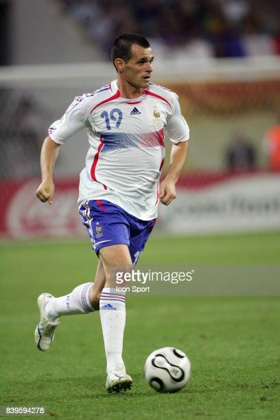 Willy SAGNOL France / Coree du Sud Coupe du Monde 2006 Leipzig Allemagne