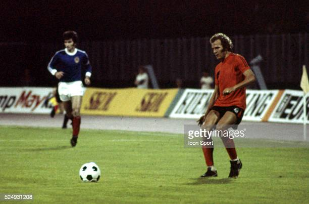 Willy van de Kerkhof of Holland during the European Championship for the 3rd place between Holland and Yugoslavia in Stadium Maksimir Zagreb...