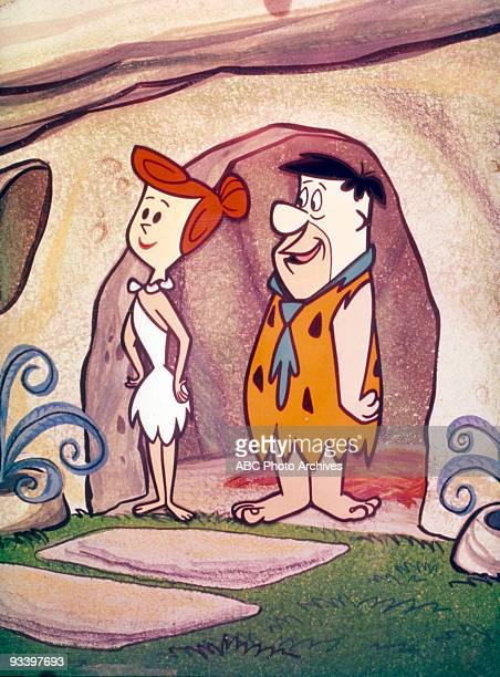 FLINTSTONES 9/30/604/1/66 Wilma and Fred Flintstone