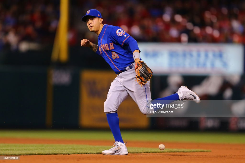 New York Mets v St Louis Cardinals