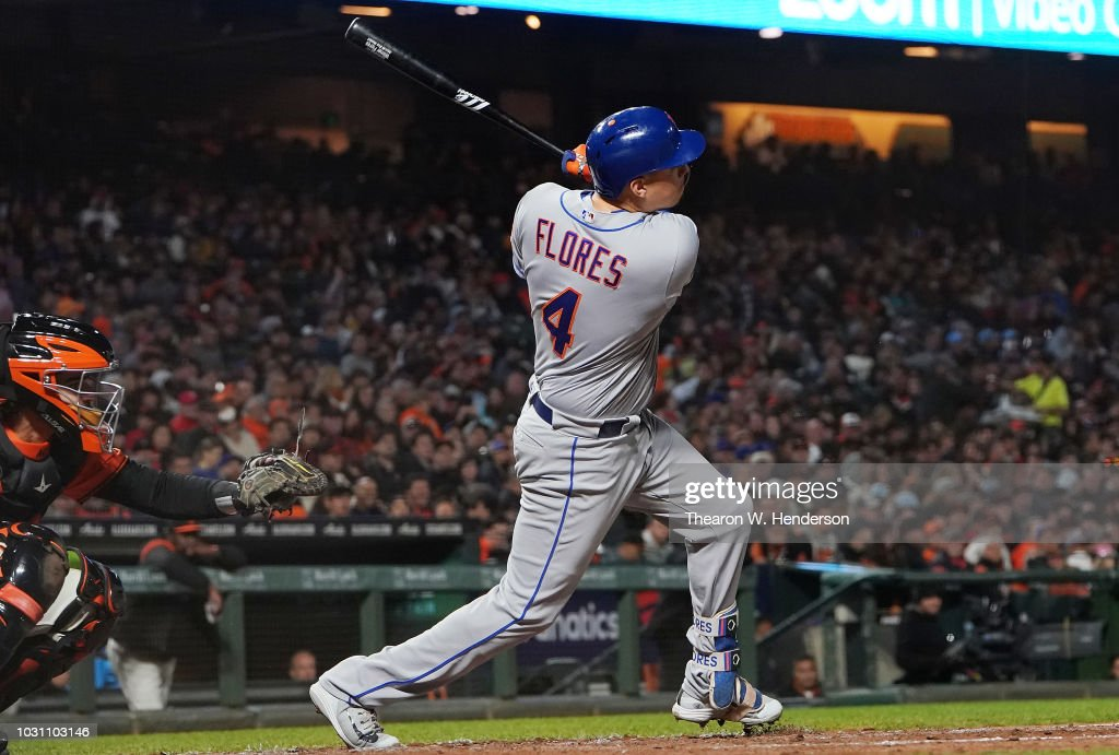 New York Mets v San Francisco Giants : News Photo