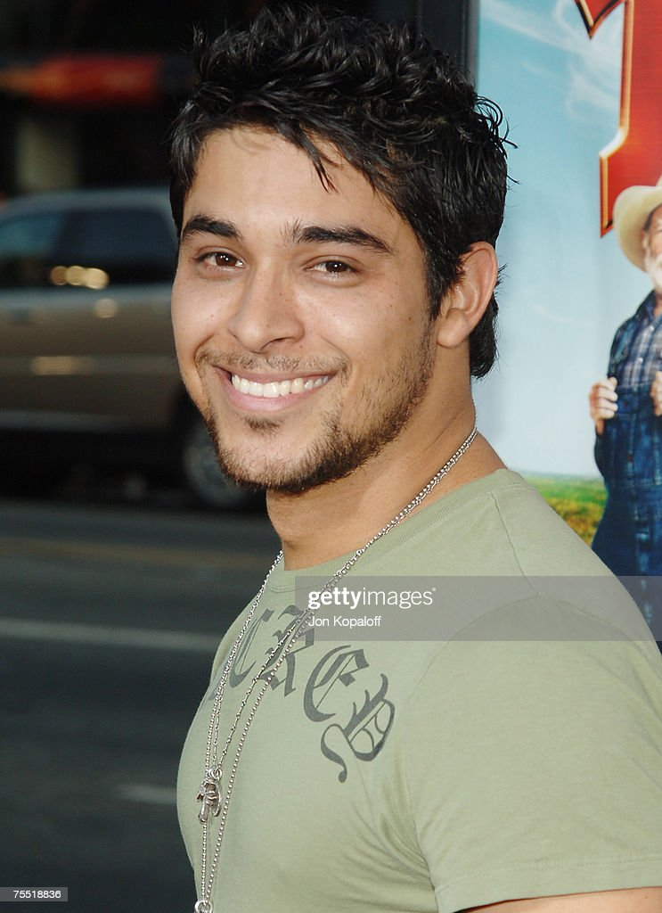Wilmer Valderrama at the 'The Dukes Of Hazzard' Los Angeles Premiere - Arrivals at Grauman's Chinese Theatre in Hollywood, California.