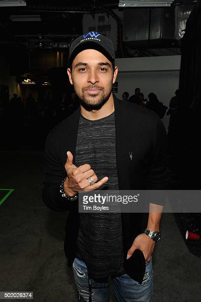 Wilmer Valderrama attends 93.3 FLZ's Jingle Ball 2015 Presented by Capital One at Amalie Arena on December 19, 2015 in Tampa Bay, Fla.