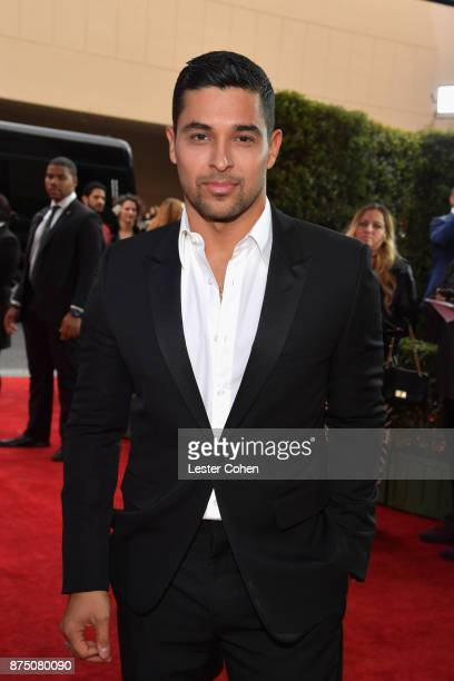 Wilmer Valderrama attends The 18th Annual Latin Grammy Awards at MGM Grand Garden Arena on November 16 2017 in Las Vegas Nevada