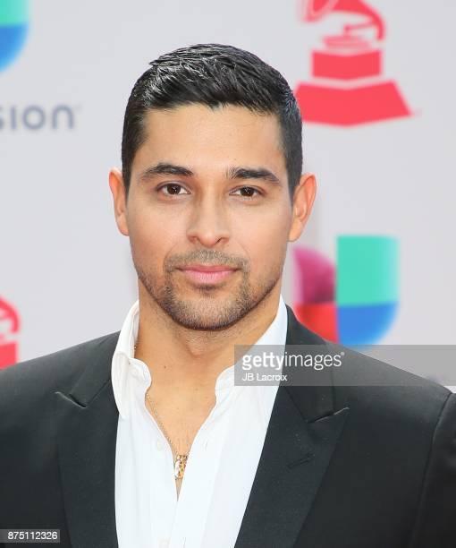 Wilmer Valderrama attends the 18th Annual Latin Grammy Awards on November 16 2017 in Las Vegas Nevada