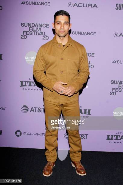 Wilmer Valderrama attends the 2020 Sundance Film Festival Blast Beat Premiere at The Ray on January 26 2020 in Park City Utah