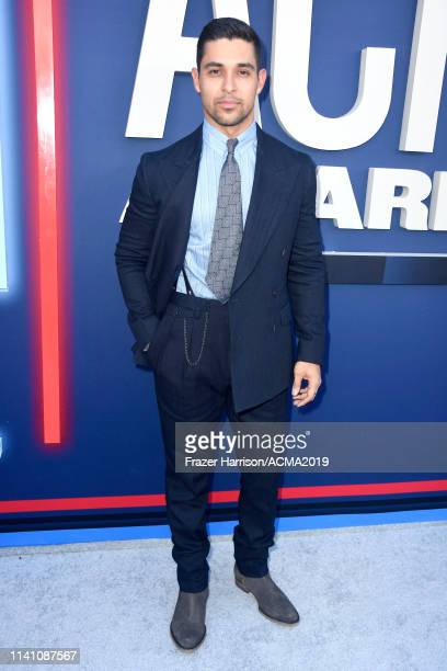 Wilmer Valderrama attends the 54th Academy Of Country Music Awards at MGM Grand Hotel Casino on April 07 2019 in Las Vegas Nevada