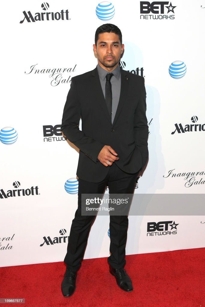 Wilmer Valderrama attends the Inaugural Ball hosted by BET Networks at Smithsonian American Art Museum & National Portrait Gallery on January 21, 2013 in Washington, DC.