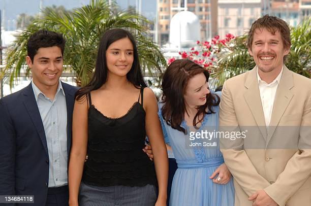 Wilmer Valderrama Catalina Sandino Moreno Ashley Johnson and Ethan Hawke
