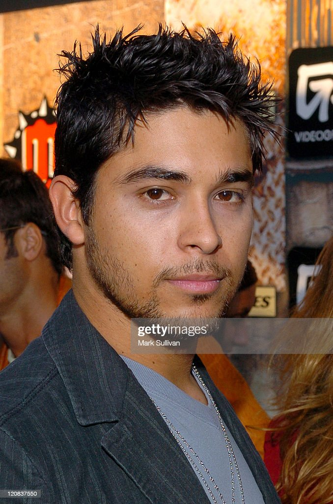Wilmer Valderrama during 2005 G-Phoria Videogame Awards - Arrivals at Los Angeles Center Studios in Los Angeles, California, United States.