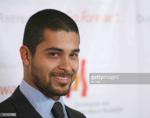 Wilmer Valderrama during 3rd Annual Los Angeles Gala for the Christopher and Dana Reeve Foundation at Century Plaza Hotel in Century City,...