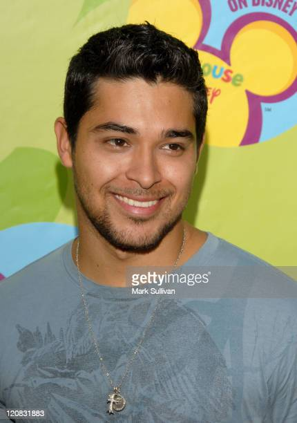 Wilmer Valderrama during Disney Channel Presents the Premiere of Handy Manny at ArcLight Theatre in Hollywood California United States