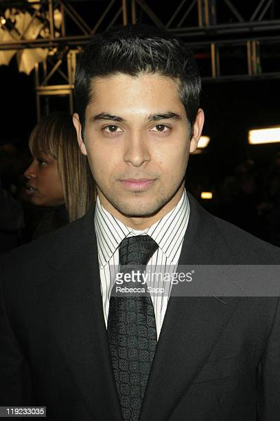 Wilmer Valderrama during Inaugural Arby's Action Sports Awards Red Carpet and Show at Center Staging in Burbank California United States
