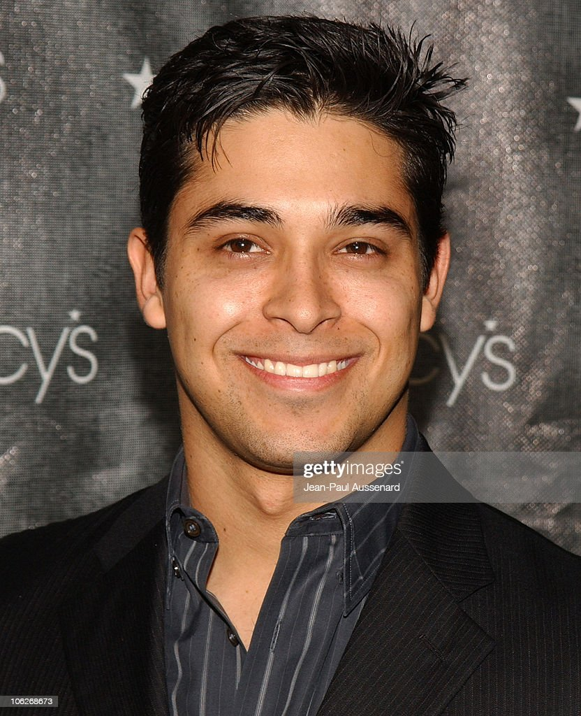 Wilmer Valderrama during Macy's and American Express Passport Gala 2005 - Arrivals at Barker Hanger in Santa Monica, California, United States.