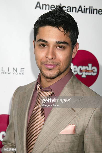 Wilmer Valderrama during People En Espanol's 4th Annual 50 Most Beautiful Gala White Carpet Arrivals at Capitale in New York City New York United...