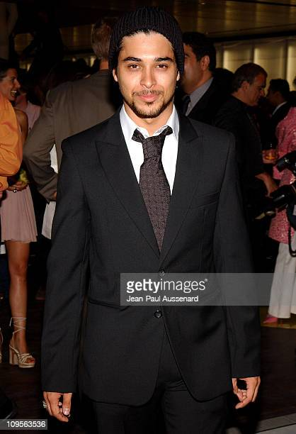 Wilmer Valderrama during Prada Opens Beverly Hills Epicenter Arrivals at Rodeo Drive in Beverly Hills California United States