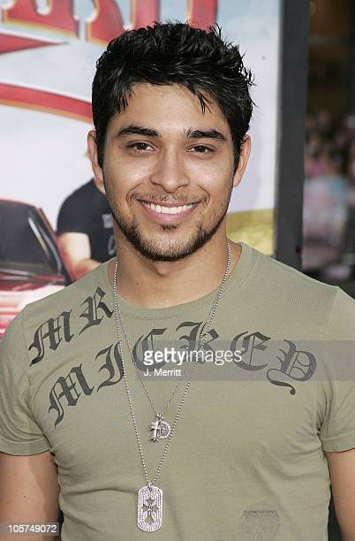 """Wilmer Valderrama during """"The Dukes Of Hazzard"""" Los Angeles Premiere - Arrivals at Grauman's Chinese Theatre in Hollywood, California, United States."""