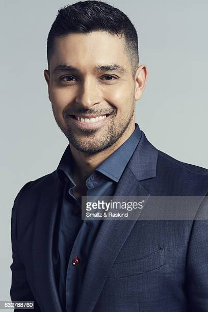 Wilmer Valderrama poses for a portrait at the 2017 People's Choice Awards at the Microsoft Theater on January 18 2017 in Los Angeles California