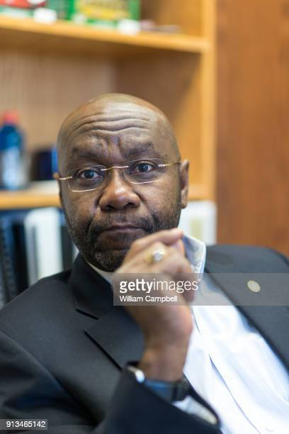 Wilmot Collins is a former Liberian refugee who recently defeated a fourterm incumbent to become Mayor of Helena Montana the state's capital city...