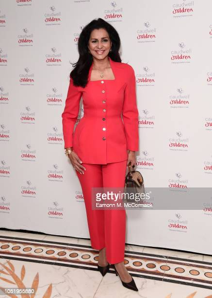Wilnelia Forsyth attends the Caudwell Children London Ladies Lunch held at The Dorchester on October 12 2018 in London England